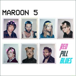 MAROON 5/RED PILL BLUES(+bonus)(2CD) 日版