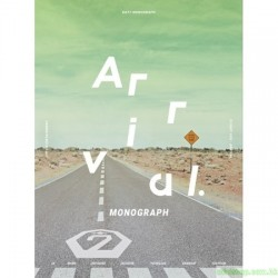 GOT7 - MONOGRAPH FLIGHT LOG : ARRIVAL DVD