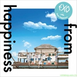 EXO - EXO 'FROM HAPPINESS DVD 韓版