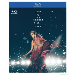 容祖兒 – My Secret Live 2Blu-ray普通版