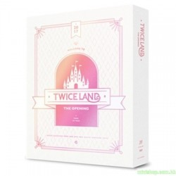 TWICE 1ST TOURTWICELAND -THE OPENING-DVD