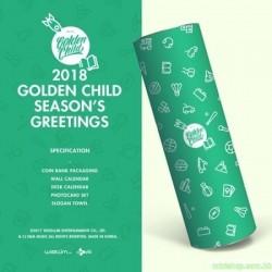 GOLDEN CHILD - 2018 SEASON'S GREETING