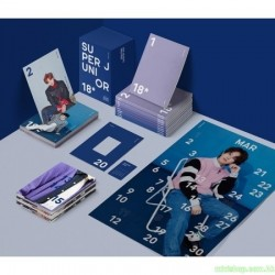 SUPER JUNIOR - 2018 SEASON'S GREETINGS