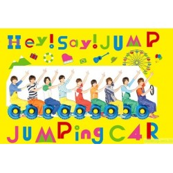 Hey! Say! JUMP 	JUMPing CAR 【初回限定盤1】台版
