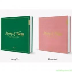 TWICE  1st album repackage [Merry & Happy]