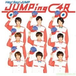 Hey! Say! JUMP JUMPing CAR 【初回限定盤2】台版