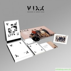 VIXX - 2018 SEASON'S GREETINGS