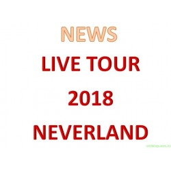 NEWS LIVE TOUR 2017 NEVERLAND DVD/BD