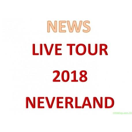 NEWS LIVE TOUR 2017 NEVERLAND DVD/BD