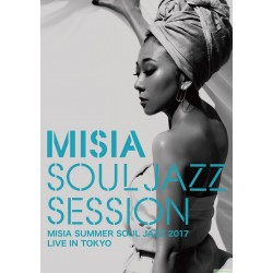 MISIA SOUL JAZZ SESSION 日版