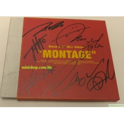 BLOCK B - MONTAGE (6TH MINI ALBUM)