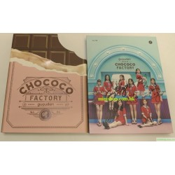 GUGUDAN - CHOCOCO FACTORY (1ST SINGLE ALBUM)