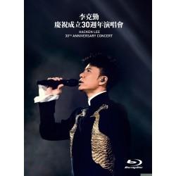 李克勤慶祝成立30週年演唱會 2 BR + 3CD