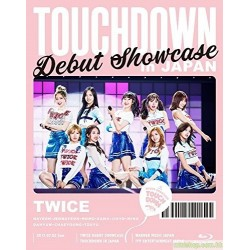 "TWICE 通常盤 Blu-ray  DEBUT SHOWCASE ""Touchdown in JAPAN"""