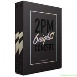2PM - 2017 2PM CONCERT [6NIGHTS] DVD