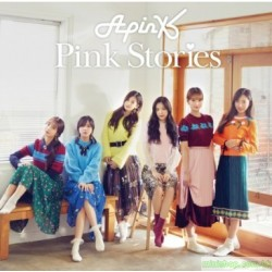 Apink Pink Stories CD+DVD 台版