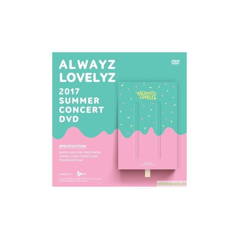 Summer Music Concert 2017: LOVELYZ 2017 SUMMER CONCERT ALWAYZ DVD