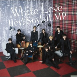 HEY! SAY! JUMP  White Love 台版
