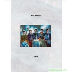 DAY6 第二張正規專輯:MOONRISE 台灣版