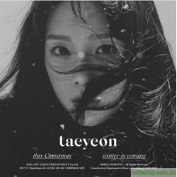 太妍(少女時代) This Christmas 台灣特別版CD+DVD