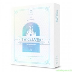 ‪TWICE 1ST TOUR‬‪TWICELAND -THE OPENING-‬‪ BLU-RAY‬