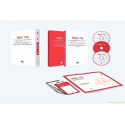 TWICE TV5 : TWICE IN SWITZERLAND 3DVD (3 DISC)