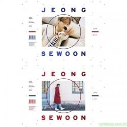 鄭世雲EONG SE WOON - AFTER(1ST MINI ALBUM PART.2)