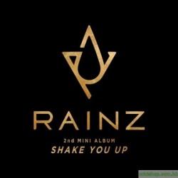 RAINZ - SHAKE YOU UP (2ND MINI ALBUM)