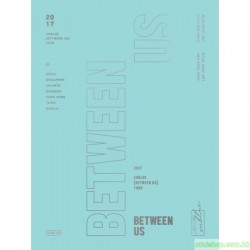 CNBLUE 2017 CNBLUE [BETWEEN US] TOUR DVD (2DVD + 2CD)