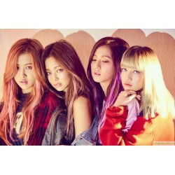 BLACKPINK REPACKAGE MINI ALBUM「Re: BLACKPINK」日版