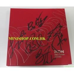 [簽名版]iKON 2nd ALBUM : RETURN