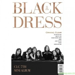 CLC 7th Mini Album[BLACK_DRESS]