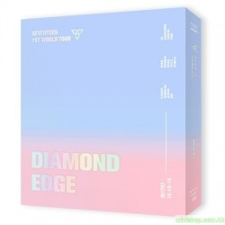 SEVENTEEN - 2017 SEVENTEEN 1ST WORLD TOUR [DIAMOND EDGE IN SEOUL] CONCERT 3DVD