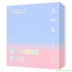 SEVENTEEN - 2017 SEVENTEEN 1ST WORLD TOUR [DIAMOND EDGE IN SEOUL] CONCERT 3DVD
