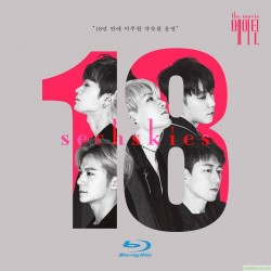 [代購]水晶男孩 SECHSKIES EIGHTEEN  Blu-ray