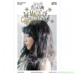 少女時代 太妍 TAEYEON SPECIAL LIVE [THE MAGIC OF CHRISTMAS TIME] (2 DVD)