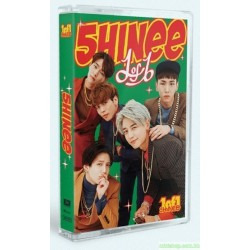 SHINEE - VOL.5 [1 OF 1]卡帶限量版