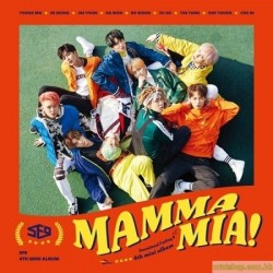 SF9 - MAMMA MIA! (4TH MINI ALBUM )