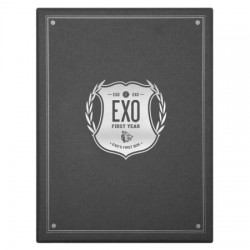 EXO - EXO's First Box (4DVD + Earphone Winder)