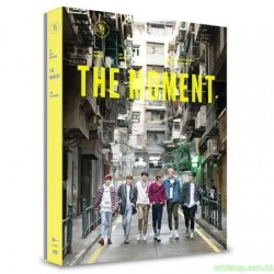 JBJ - 1ST PHOTOBOOK [THE MOMENT] LIMITED EDITION