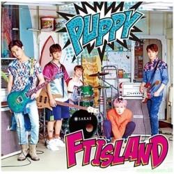 FTISLAND PUPPY【初回限定盤A】(CD+DVD)