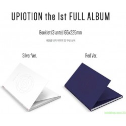 UP10TION - VOL.1 [INVITATION]