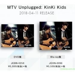 KinKi Kids MTV Unplugged: KinKi Kids[DVD/BD]