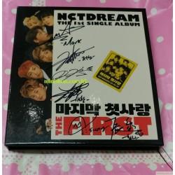 NCT DREAM (엔시티 드림) - THE FIRST (1ST SINGLE ALBUM)