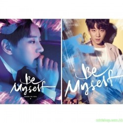 黃致列HWANG CHI YEUL - BE MYSELF (2ND MINI ALBUM)
