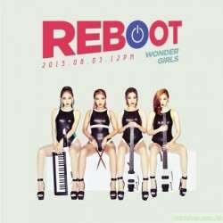 Wonder Girls - Vol.3 [REBOOT]