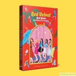 RED VELVET  RED VELVET FIRST CONCERT RED ROOM