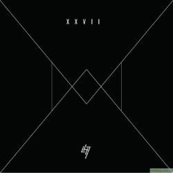 鹿晗 LUHAN  第二張個人專輯  XXVII(CD+DVD)