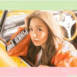 [台版]西野加奈 I Love You【CD+DVD初回盤】