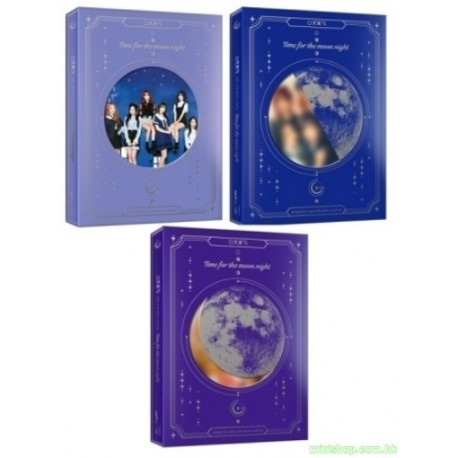 G-Friend Time for the moon night 6th mini album comeback